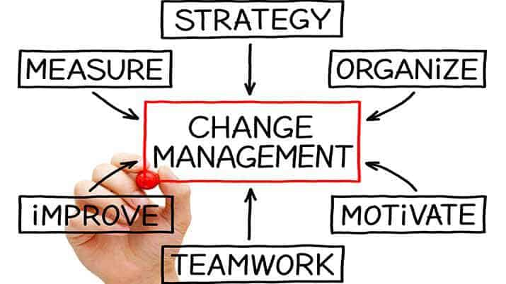 Organizational Change Management Facilitated by SharePoint