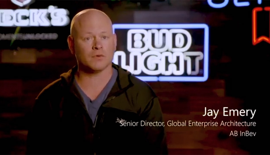 Customer Cloud Success Story: Anheuser-Busch InBev (AB InBev)