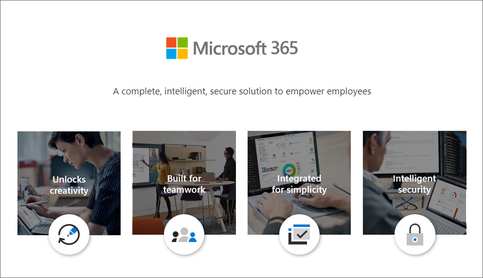 Microsoft 365: Committed To YOUR Security