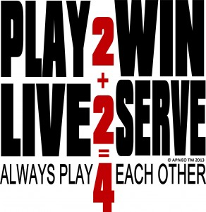 APIVEO Play 2 Win Live 2 Serve final