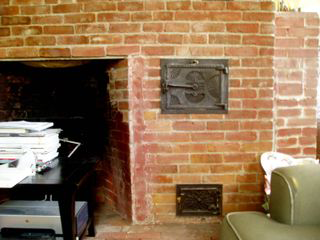 Chimney Balloon seal both the fireplace
