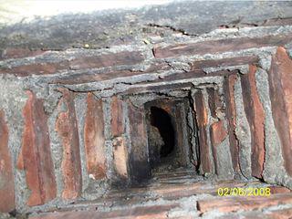 Beth Yellow Fireplace