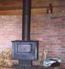 Coonara fireplace