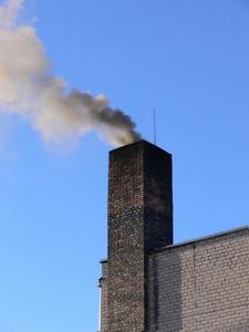 smokey chimney