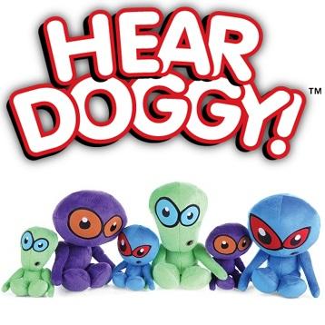 Hear Doggy Toys