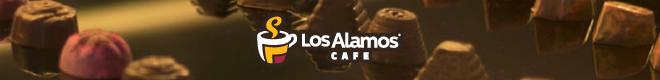Los Álamos Café Portada y Notas