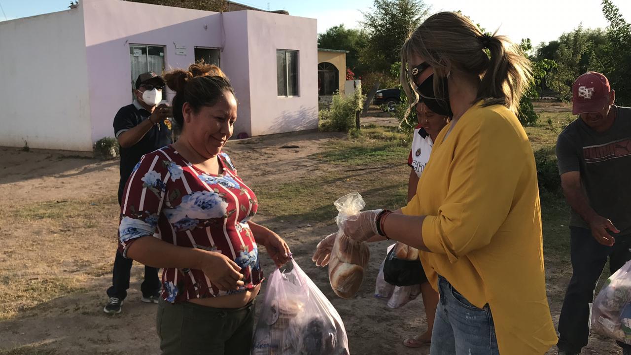DIF-Huatabampo continúa trabajos de apoyo familias – No Pasa Nada