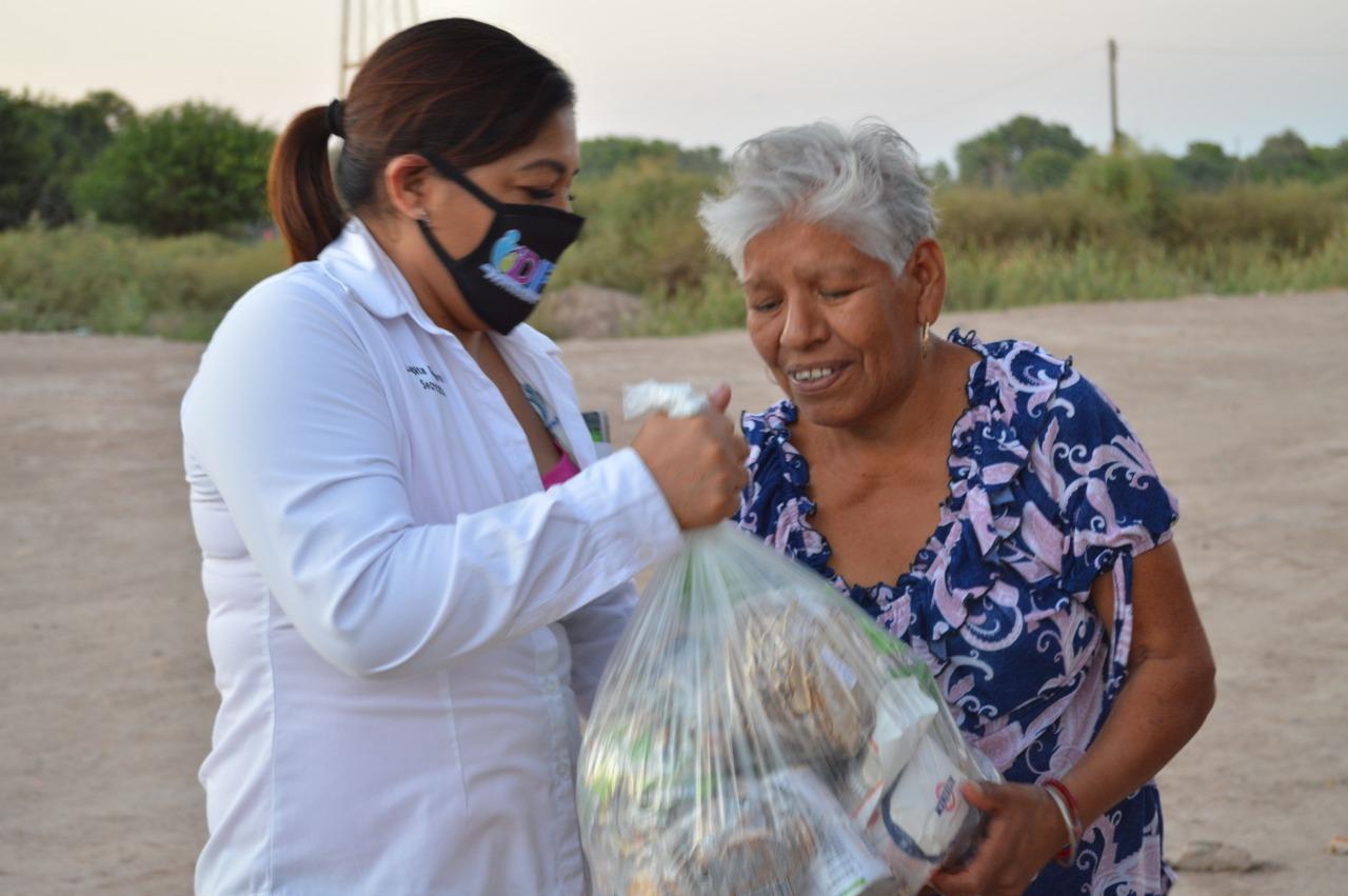 DIF Huatabampo continúa con entrega de apoyos alimentarios a ...