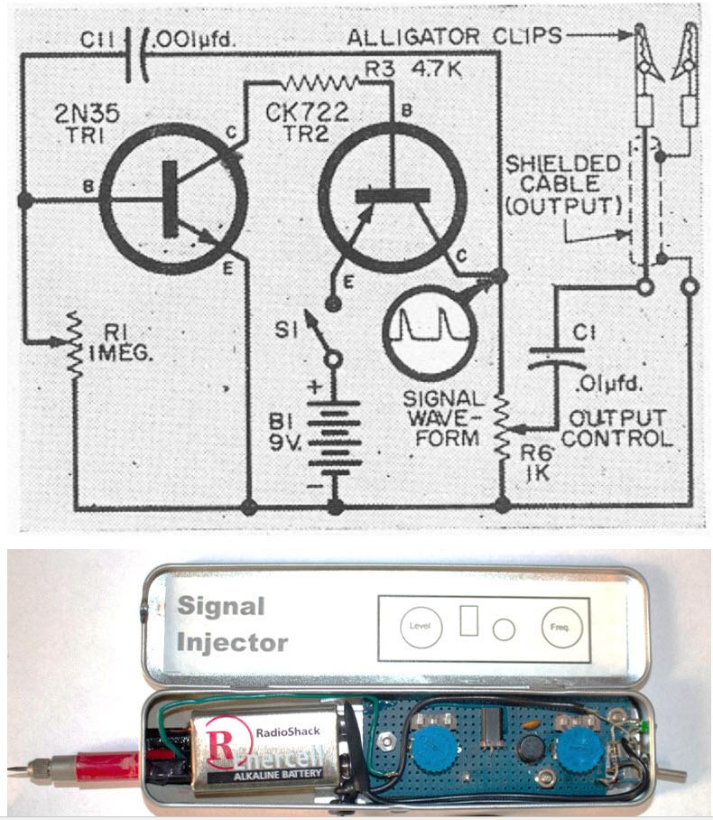 DIY Signal Injector