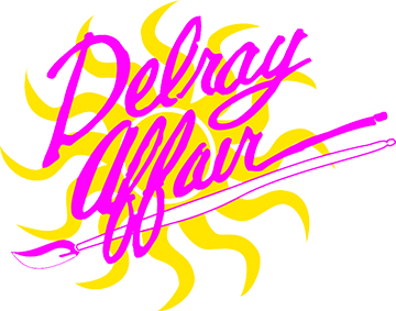 Art festivals and events happen throughout the year in Delray Beach.