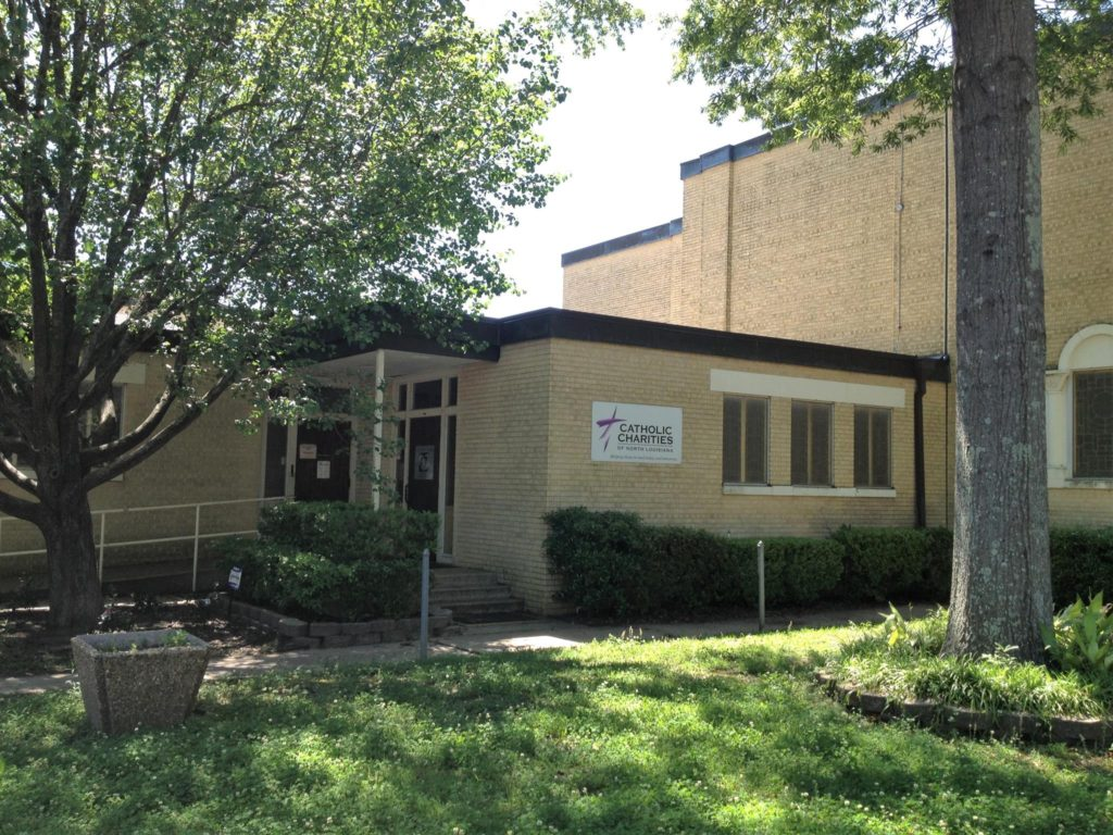 catholic charities of north louisiana shreveport offices
