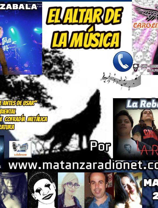 Matanza Radionet – Mayo 2018
