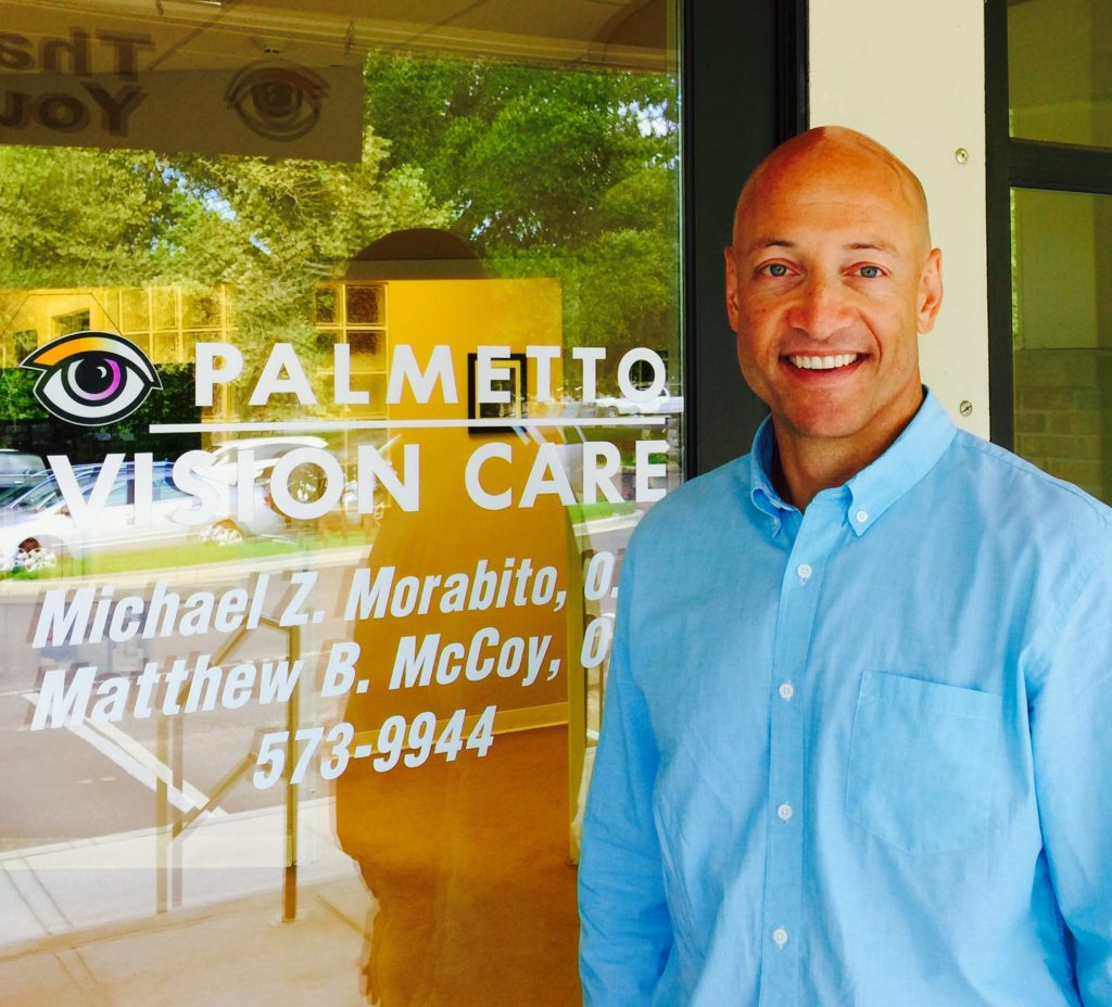 Charleston eye care provider