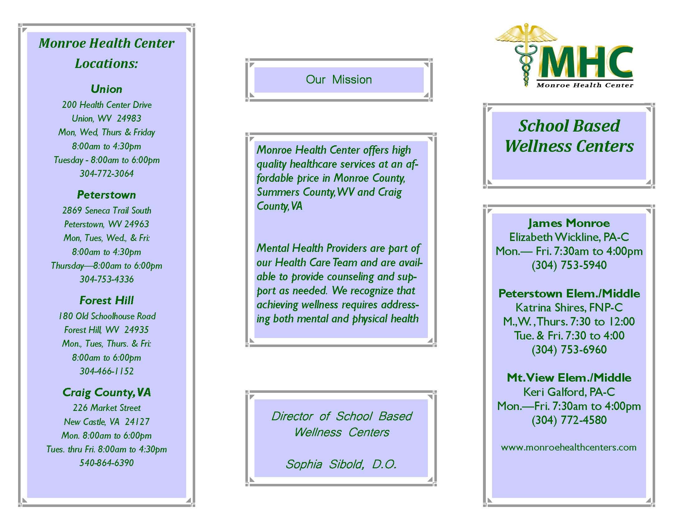 Wellness Center Brochure_Page_1