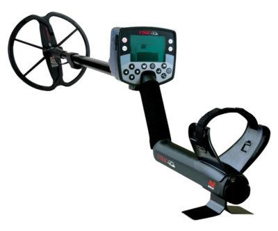 E-TRAC Metal Detector