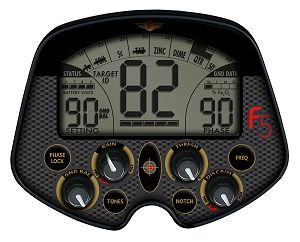 Fisher F5 Faceplate