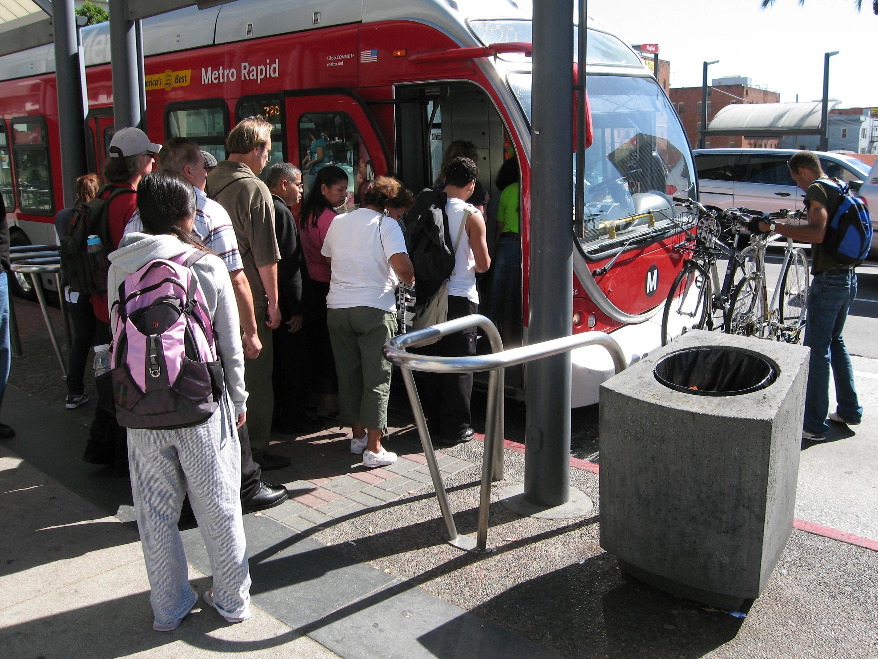 Los Angeles Metro Bus Scheduling Optimization