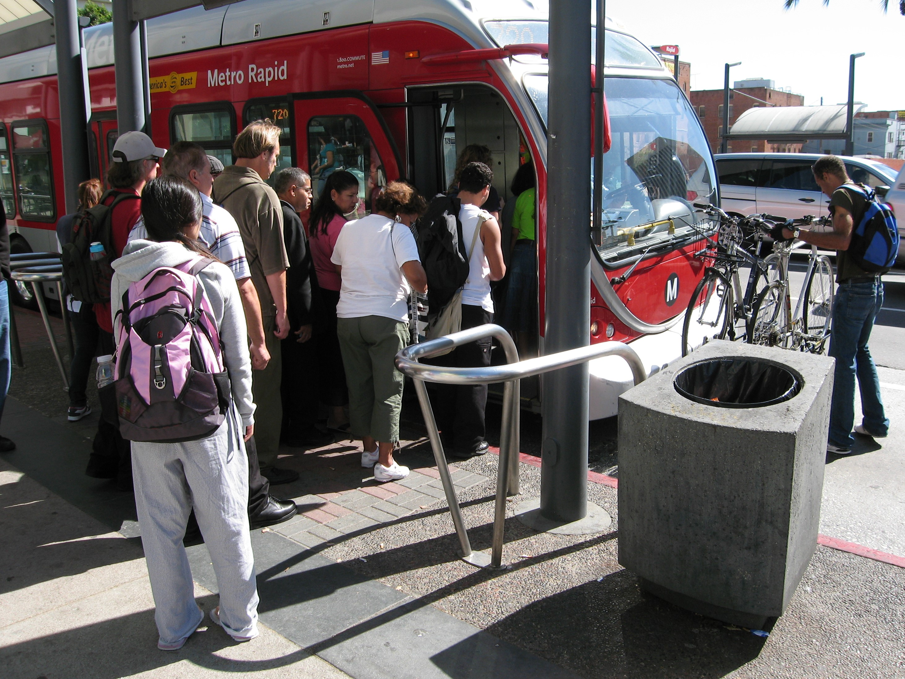 Los Angeles Metro Bus Scheduling Optimization