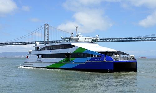 San Francisco Bay Ferry (WETA) Service Operations Plan