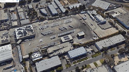AC Transit (Oakland) Operating Facility Location Optimization