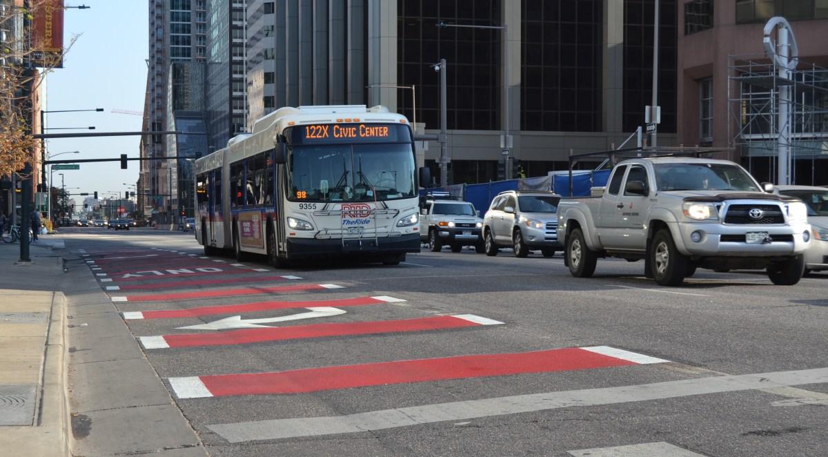 RTD Bus Corridor Master Plan – Network Analysis