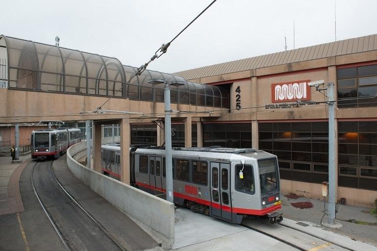 San Francisco Muni Metro LRT Operations