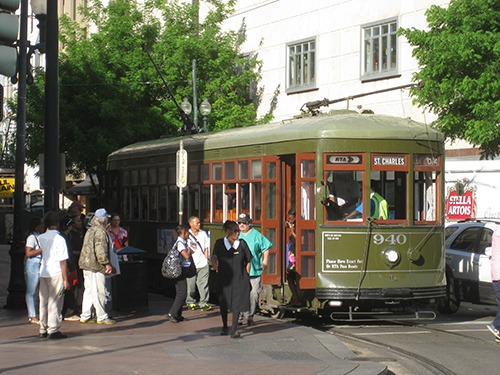 New Orleans RTA Review of Current Operations and Scheduling Practices