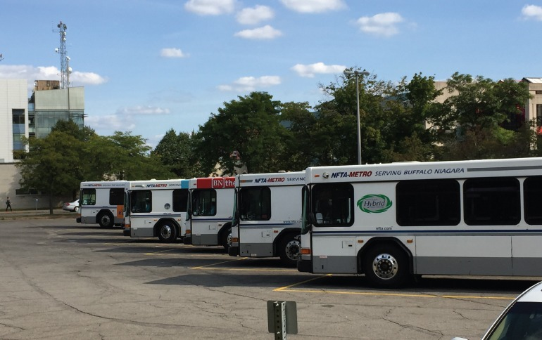 NFTA (Buffalo) Erie & Niagara County Service Plan
