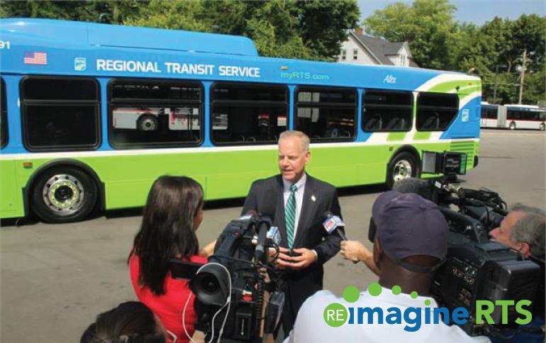 Transit System Reimagining
