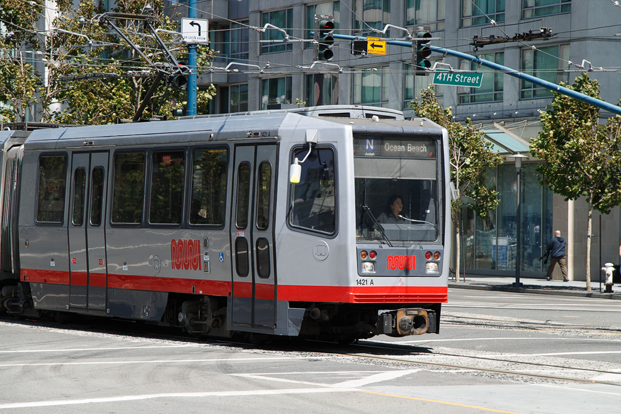 San Francisco Muni Metro LRT Schedule Redesign
