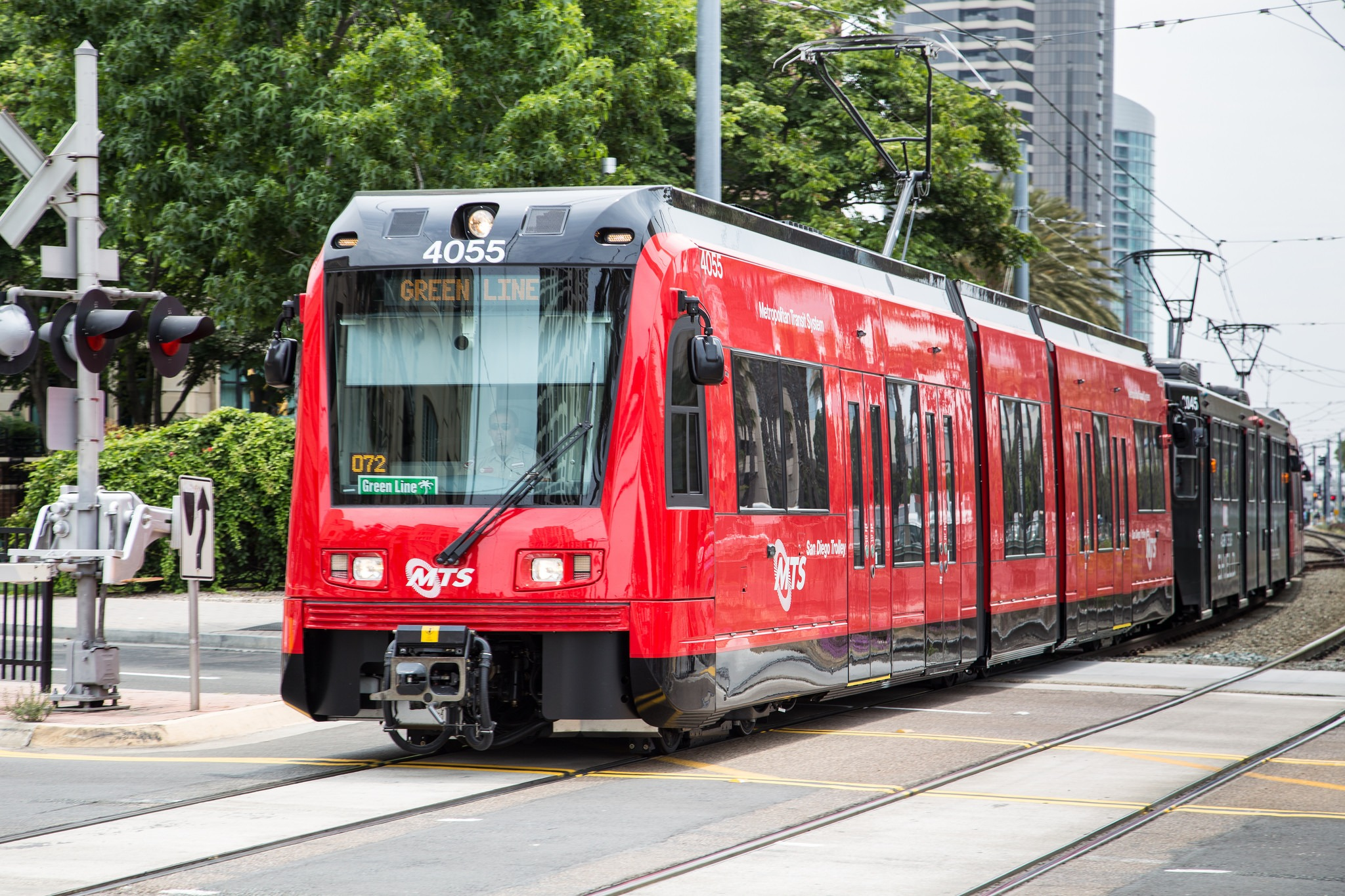 San Diego MTS Bus and Trolley Schedule Optimization