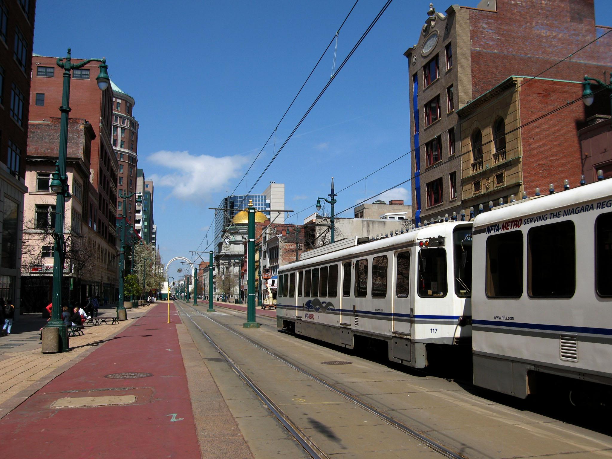 Buffalo Downtown Operations
