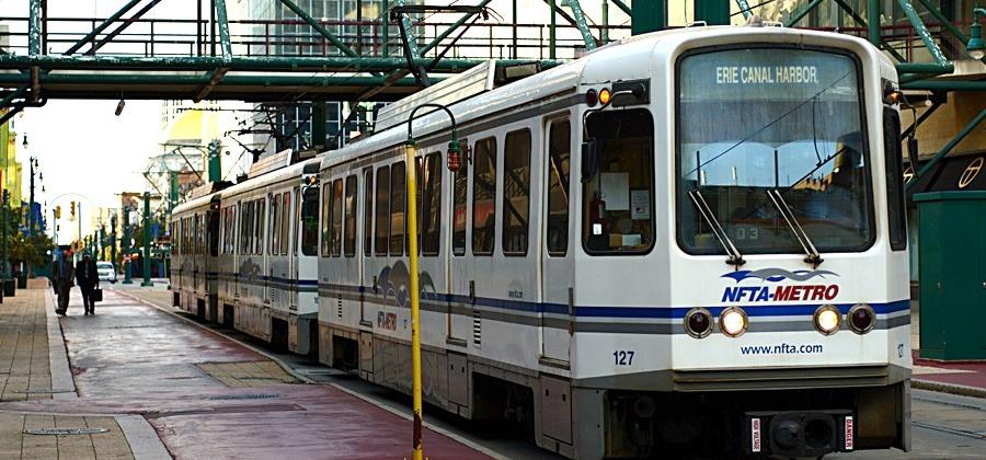 Buffalo NFTA Transit Service Restructuring