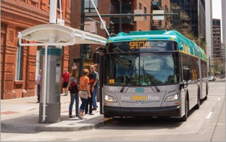 Denver RTD Free MetroRide Downtown BRT