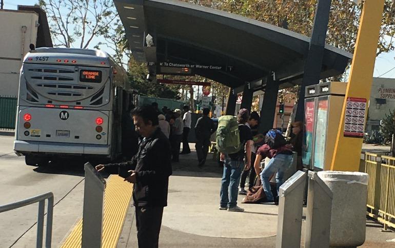 LA Metro NextGen Bus Study