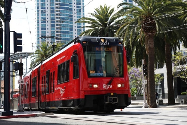 Ridership Rebounding, Public Transit In San Diego Is Having A Moment