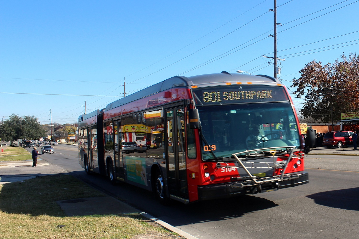 One year after bus system overhaul, Capital Metro sees consistent ridership gains