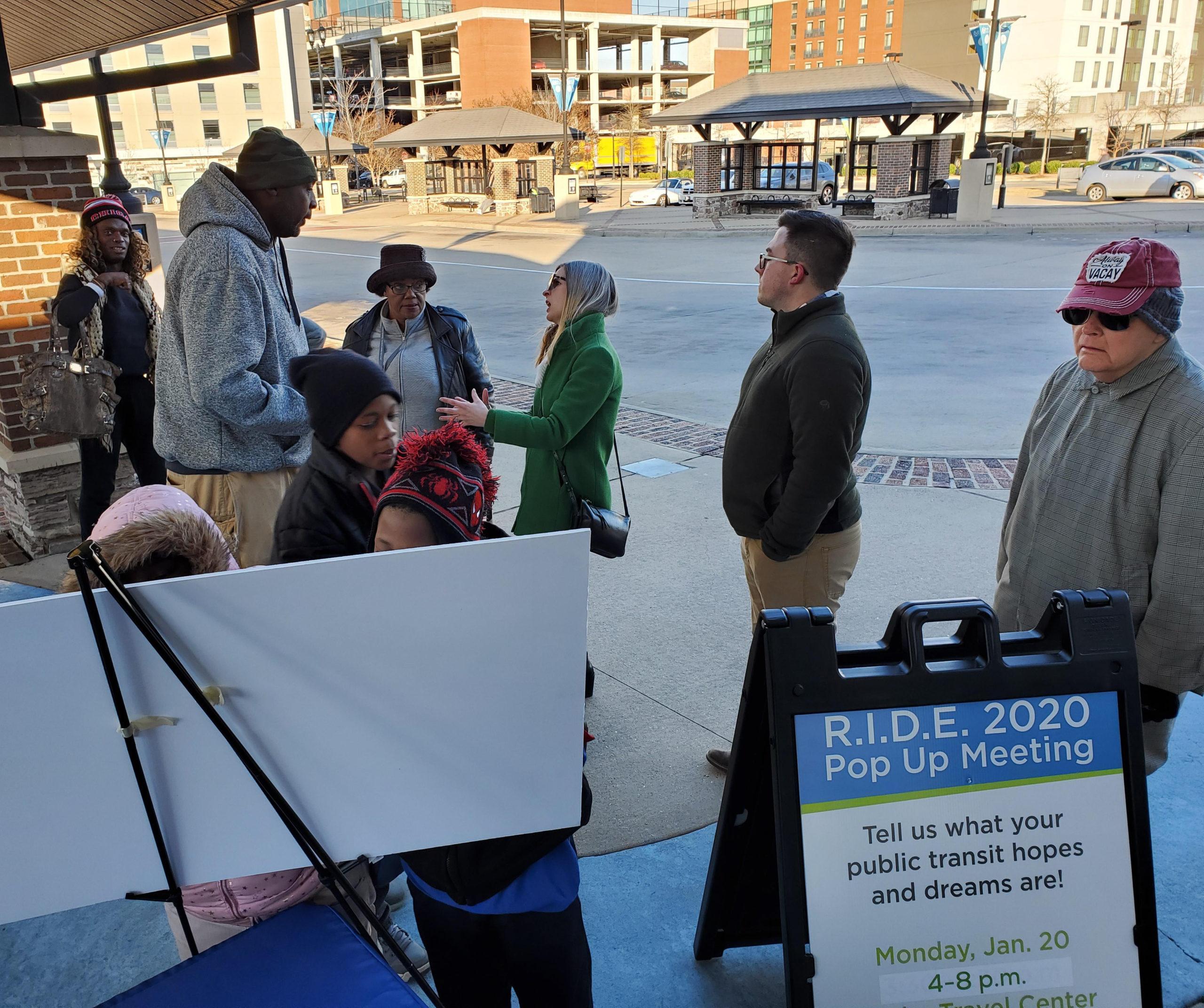 4 Pulaski County meetings seek transit system ideas