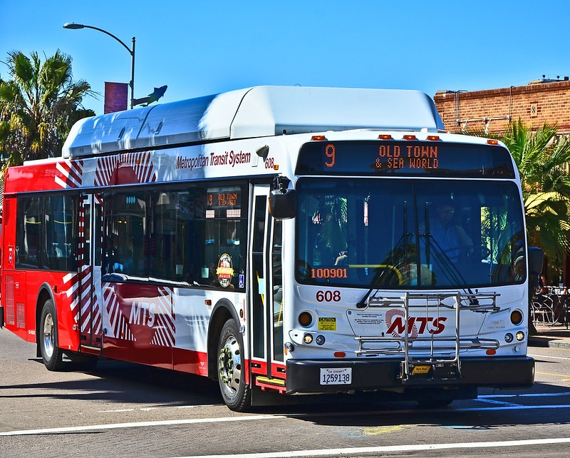 San Diego MTS Transit Ballot Measure Planning