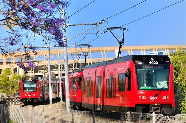 San Diego's MTS continues bus, rail ridership gains