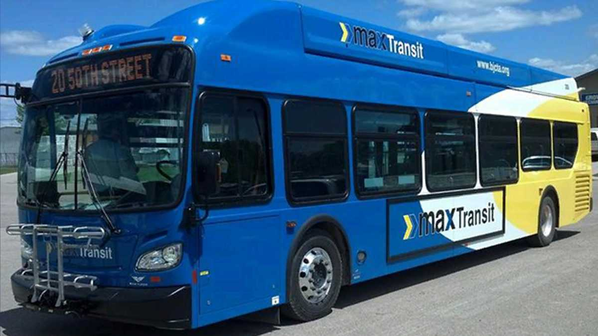 Forward With MAX (Birmingham-Jefferson County Transit Authority)