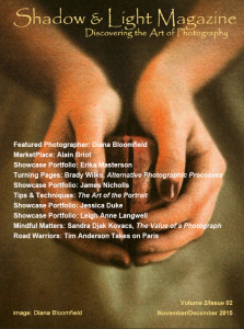 Shadow & Light Magazine, November/December 2015