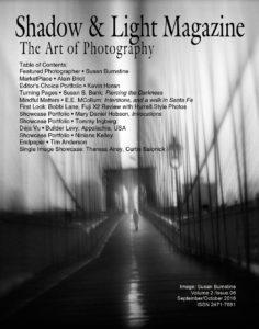 Shadow & Light Magazine, September/October 2016