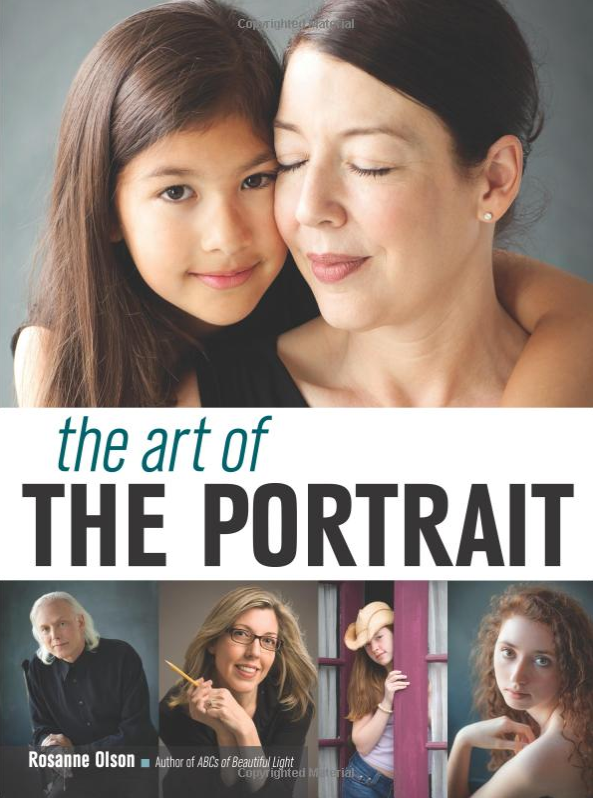 Rosanne Olson-The Art of the Portrait