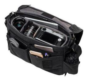 Tenba Cooper 13 Slim Camera Bag Contents