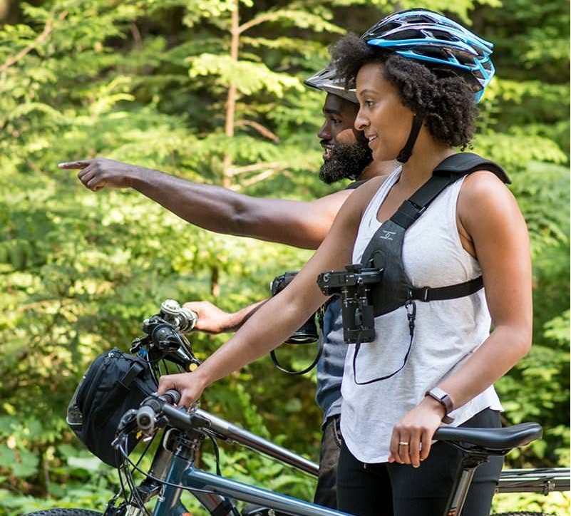 Skout carrier with bikes