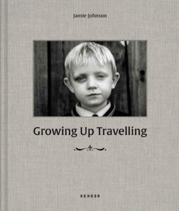 Growing Up Travelling, Jamie Johnson