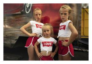 Love Girls • ©Robert C. Newman
