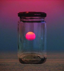 Sunset in a Jar • © Shifra Levyathan