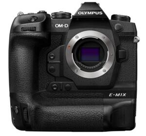 Olympus OM-D E-M1X front